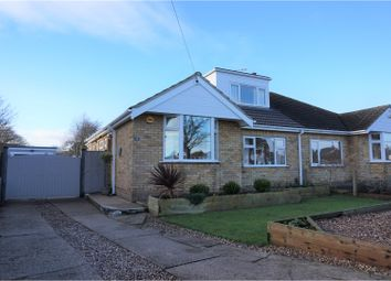 Thumbnail 4 bed bungalow for sale in Worlaby Road, Scartho