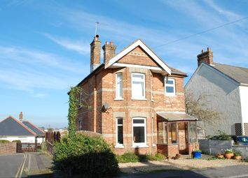 Thumbnail 3 bed detached house for sale in Cromwell Road, Parkstone, Poole