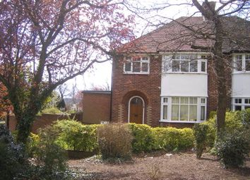 Thumbnail 4 bed semi-detached house to rent in Barn Way, Wembley