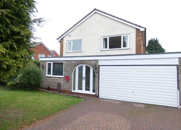 Thumbnail 4 bed detached house to rent in Mayall Drive, Sutton Coldfield