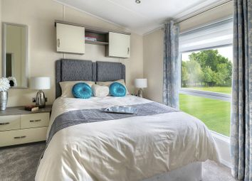 Thumbnail 2 bed lodge for sale in Valley Truckle, Camelford