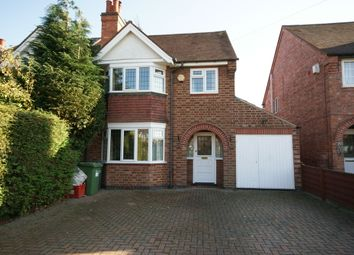 Thumbnail 3 bed semi-detached house for sale in Randall Road, Kenilworth