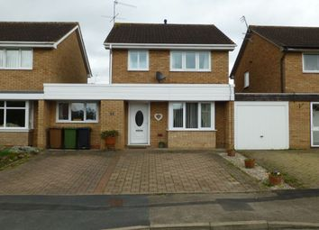Thumbnail 4 bed detached house for sale in Birch Avenue, Evesham