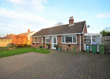 Thumbnail 3 bed detached bungalow for sale in Canterbury Road, Swingfield, Dover