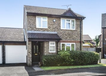 Thumbnail 3 bed detached house for sale in Burpham, Guildford, Surrey