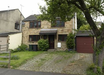 Thumbnail 3 bed link-detached house for sale in Sunnybank, Denby Dale, Huddersfield
