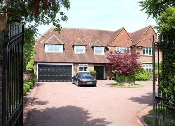 Thumbnail 6 bed detached house for sale in Brookmans Avenue, Brookmans Park, Herts