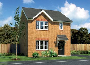 "Thumbnail 3 bedroom detached house for sale in ""Castlevale"" At Ffordd Eldon, Sychdyn"