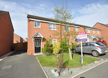 Thumbnail 3 bed semi-detached house for sale in Buttercup Way, Warton, Preston, Lancashire