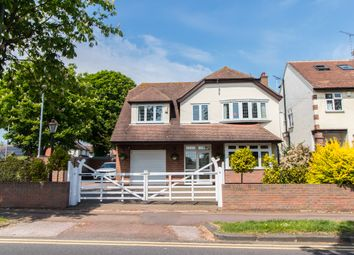 Thumbnail 4 bed detached house for sale in Prittlewell Chase, Westcliff-On-Sea
