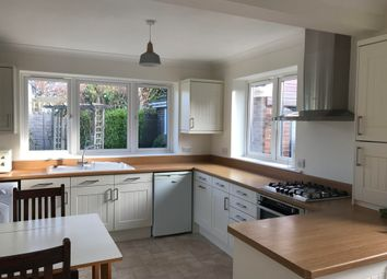Thumbnail 3 bed shared accommodation to rent in Normanton Close, Christchurch