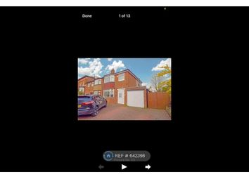 Thumbnail 3 bed semi-detached house to rent in Stamford Place, Sale