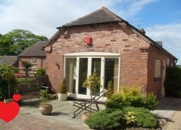 Thumbnail 1 bedroom barn conversion to rent in Coulter Lane, Burntwood