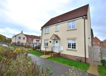 Thumbnail 3 bedroom end terrace house for sale in Dairy Way, King's Lynn