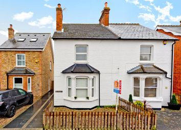 Thumbnail 4 bed semi-detached house to rent in Grove Cottages, Elm Grove Road, Cobham