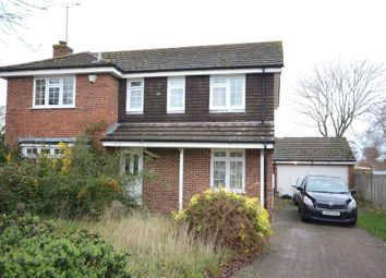 Thumbnail 4 bed detached house for sale in Gibbs Close, Finchampstead, Wokingham