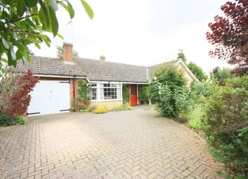 Thumbnail 3 bed detached bungalow for sale in Stonefield Close, Shrivenham