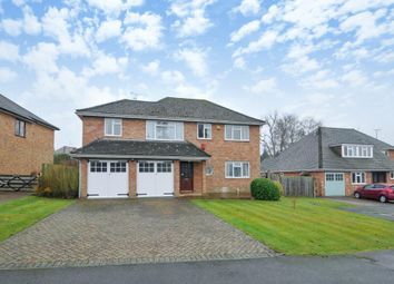 Thumbnail 4 bed detached house for sale in Bracknell, Berkshire RG12,