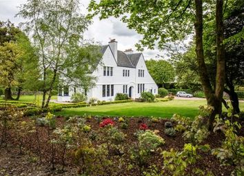 Thumbnail 5 bed detached house for sale in The Homestead, Golf Course Road, Bridge Of Weir, Renfrewshire