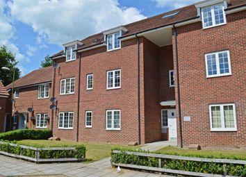 Thumbnail 2 bed flat for sale in Amethyst Walk, Welwyn Garden City, Herts