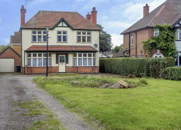 Thumbnail 3 bed detached house for sale in Nottingham Road, Beeston, Nottingham