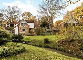 Thumbnail 4 bed detached house for sale in Bex Lane, Heyshott, Midhurst