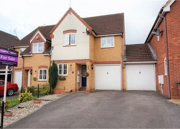 Thumbnail 3 bed semi-detached house for sale in Wild Arum Way, Chandlers Ford