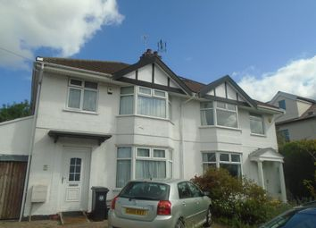 Thumbnail 3 bedroom semi-detached house to rent in Charis Avenue, Westbury-On-Trym, Bristol
