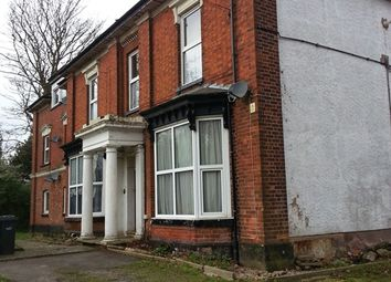 Thumbnail 2 bedroom flat to rent in Flat 7, Coseley Hall, Bilston