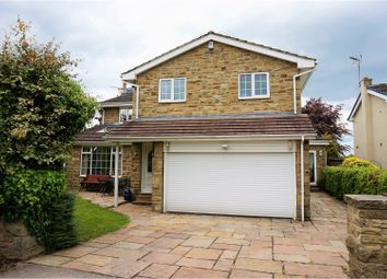 Thumbnail 5 bed detached house for sale in Rose Croft, East Keswick