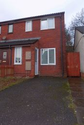 Thumbnail 2 bedroom end terrace house to rent in Ford Close, Woodlands, Ivybridge