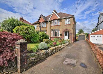 3 bed semi-detached house for sale in Wenallt Road, Rhiwbina, Cardiff CF14