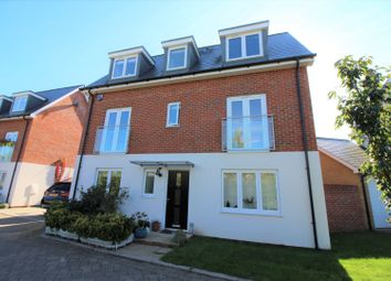 Thumbnail 4 bed detached house for sale in Appletree Way, Welwyn Garden City