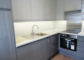 Thumbnail 1 bed flat to rent in Glenmore Road, Belsize Park