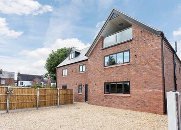Thumbnail 5 bed detached house to rent in Magpie Lane, Willaston, Nantwich, Cheshire