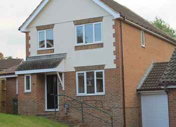 Thumbnail 4 bed detached house to rent in Turner Close, Guildford