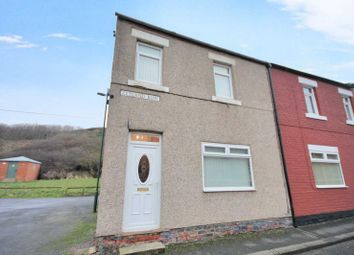 Thumbnail 3 bed end terrace house for sale in Zetland Row, Skinningrove, Saltburn-By-The-Sea