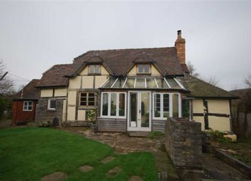 Thumbnail 3 bed detached house for sale in Bosbury, Ledbury, Herefordshire