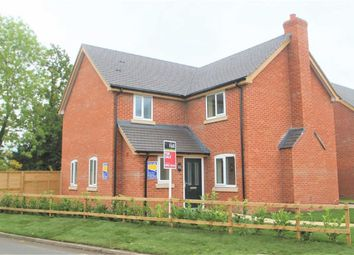 Thumbnail 4 bed detached house for sale in Shrewsbury Road, Pontesbury, Shrewsbury