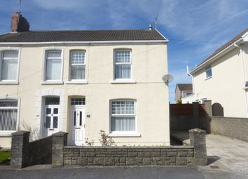 Thumbnail 3 bedroom semi-detached house for sale in Broadmead, Dunvant, Swansea