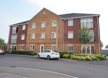 Thumbnail 1 bedroom flat for sale in Moorland Green, Gorseinon