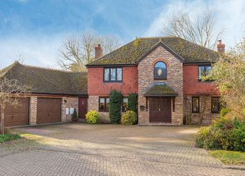 Thumbnail 5 bed detached house for sale in Pitters Piece, Long Crendon, Aylesbury