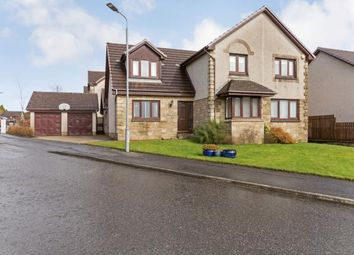 Thumbnail 5 bed detached house for sale in Tinto Drive, Cumbernauld, Glasgow, North Lanarkshire