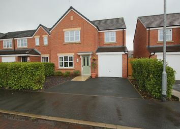 Thumbnail 4 bed detached house for sale in Dorset Drive, Buckshaw Village, Chorley