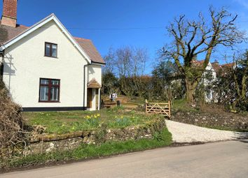 Thumbnail 3 bed semi-detached house for sale in Stoodleigh, Tiverton, Devon
