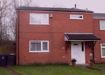 Thumbnail 3 bed terraced house for sale in Ledburn, Skelmersdale