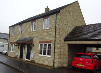 Thumbnail 2 bed semi-detached house for sale in Woodrush Gardens, Carterton