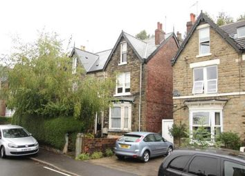Thumbnail 3 bed flat for sale in Glen Road, Sheffield, South Yorkshire