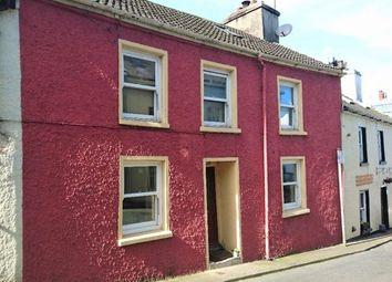 Thumbnail 3 bed end terrace house for sale in Bridge Street, Peel, Isle Of Man