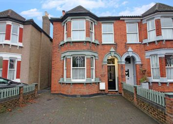 Thumbnail 3 bed semi-detached house for sale in Heath Park Road, Romford